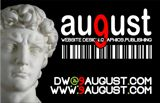 9august.com - website design - graphics - publishing